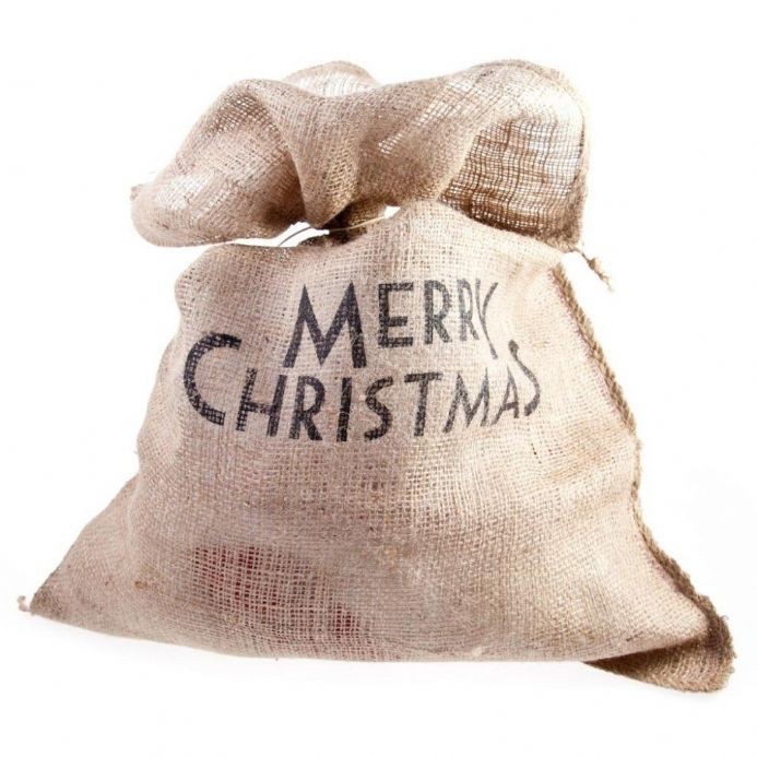 East of India - Merry Christmas Sack